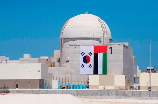 Qatar yeu cau IAEA can thiep nha may dien hat nhan cua UAE hinh anh 1