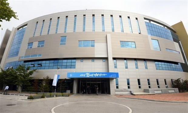 Trieu Tien rut khoi van phong lien lac chung o Kaesong hinh anh 1