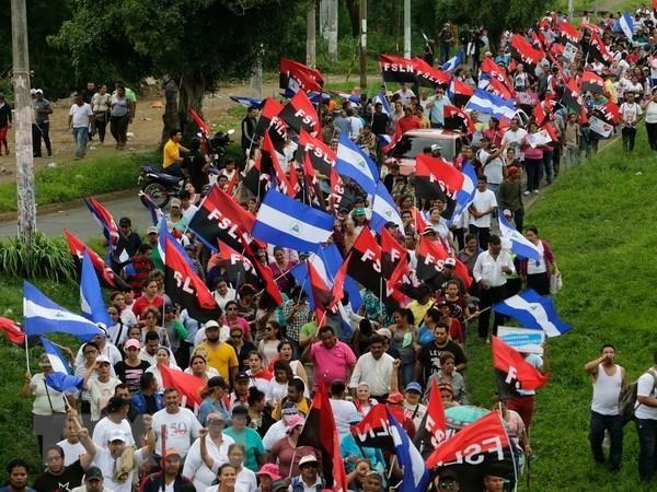 My de doa trung phat Nicaragua tuong tu voi Venezuela hinh anh 1
