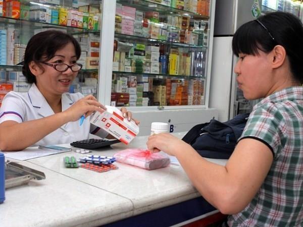 Tam ngung kinh doanh nha thuoc khong ket noi phan mem du lieu duoc hinh anh 1