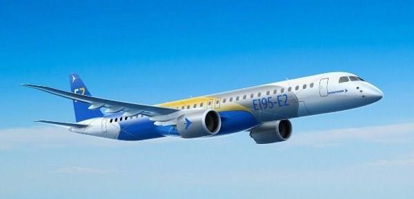 Hang hang khong lon nhat Nigeria mua 30 may bay cho khach Embraer hinh anh 1
