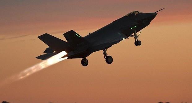 Bo Quoc phong Nhat Ban xac dinh may bay tang hinh F-35 da roi hinh anh 1