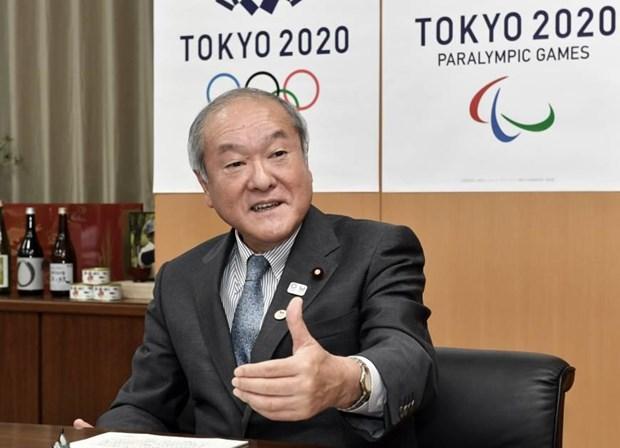 Nhat Ban bo nhiem ong Shunichi Suzuki lam Bo truong Olympic moi hinh anh 1
