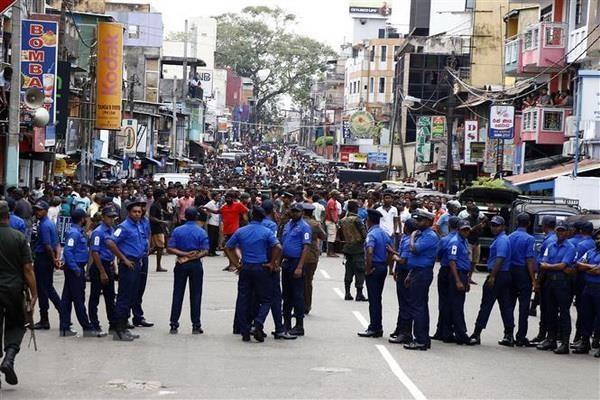 Vu no o Sri Lanka: Xac dinh quoc tich cac nan nhan nuoc ngoai hinh anh 1
