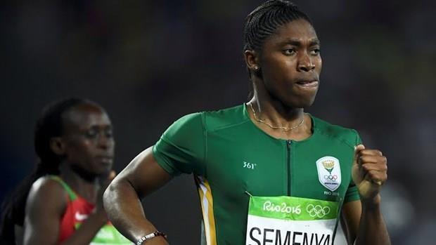 Nam Phi va IAAF tranh cai muc tran testosterone voi nu VDV dien kinh hinh anh 1