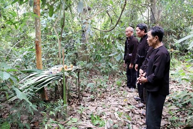 Le cung rung - net van hoa doc dao cua nguoi Lu o Lai Chau hinh anh 2