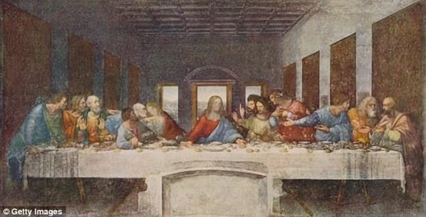 Tim lai Bua toi cuoi cung cua Leonardo da Vinci voi bi an ky dieu hinh anh 1