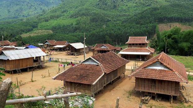 Quang Ngai: Vung can cu dia cach mang Mo Nic 'chuyen minh' hinh anh 2