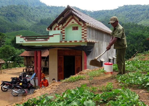 Quang Ngai: Vung can cu dia cach mang Mo Nic 'chuyen minh' hinh anh 3