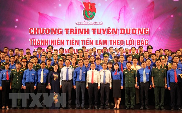 Tuyen duong thanh nien tien tien lam theo loi Bac cum mien Dong Nam Bo hinh anh 1