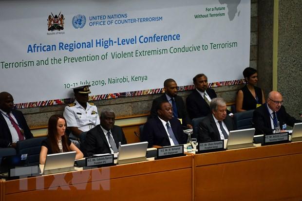 Hội nghị cấp cao châu Phi về chống khủng bố khai mạc tại Kenya