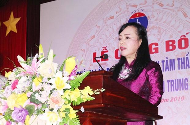Thanh lap Phan vien Phap y tam than Bac Trung Bo tai Nghe An hinh anh 2