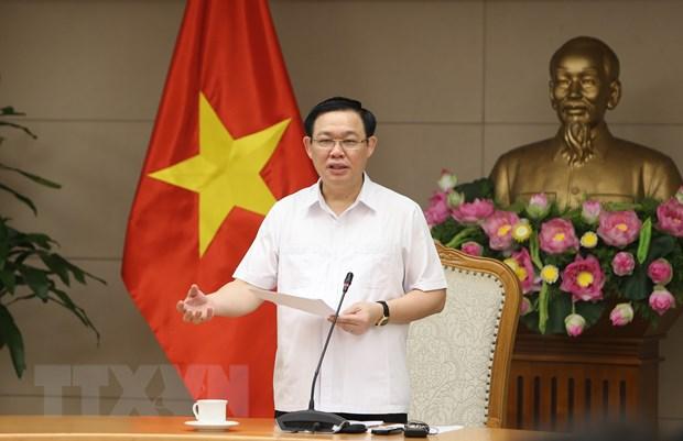 Pho Thu tuong: Phai giai quyet dut diem ho ngheo la nguoi co cong hinh anh 1