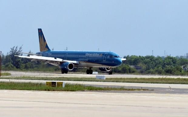 Vietnam Airlines dieu chinh lich bay do anh huong thoi tiet xau hinh anh 1