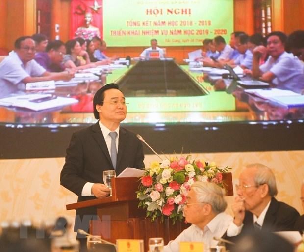 """Thu tuong: Xu ly nghiem cac truong dai hoc """"huu danh vo thuc"""