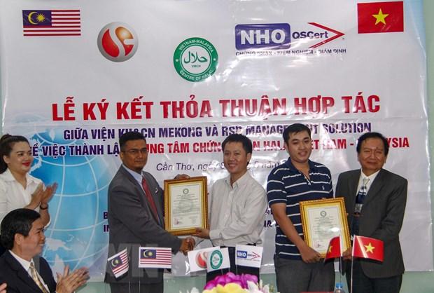 Thanh lap Trung tam chung nhan Halal Viet Nam-Malaysia tai Can Tho hinh anh 2