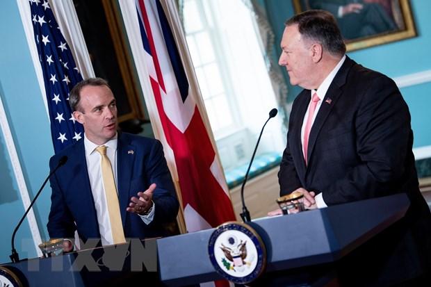 Brexit: Anh khang dinh ung pho duoc nhung rui ro sau khi roi EU hinh anh 1