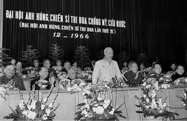 Tam quan trong cua Di chuc Chu tich Ho Chi Minh voi xay dung Dang hinh anh 1