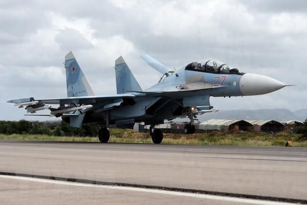 Tho Nhi Ky can nhac mua may bay chien dau Su-35 cua Nga hinh anh 1