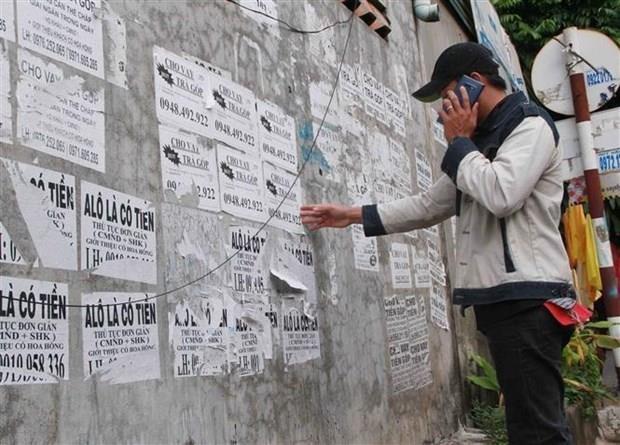 Vinh Phuc: Ngan chan tin dung den, bao dam an ninh trat tu hinh anh 1
