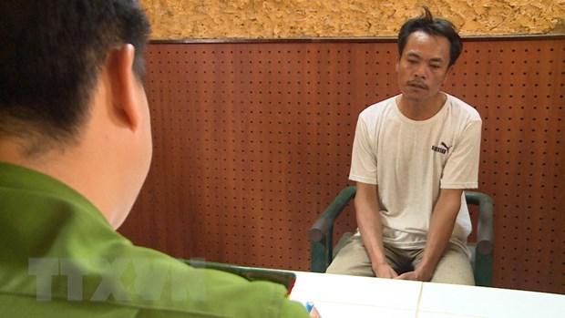 Binh Phuoc: Xin bo loi bat thanh, dung dao dam canh sat giao thong hinh anh 1