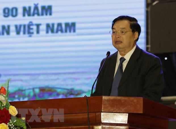Trao giai thi tim hieu lich su Dang Cong san Viet Nam tren mang VCNET hinh anh 1