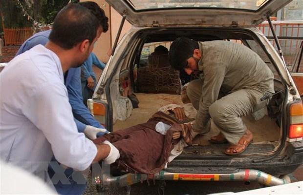 Thu tuong Pakistan keu goi giam tinh trang bao luc o Afghanistan hinh anh 1