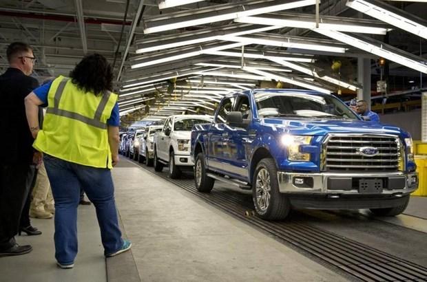 Hang Ford se cat giam 450 viec lam tai Canada trong nam 2020 hinh anh 1