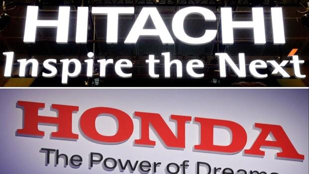 Hitachi-Honda hop nhat 4 don vi san xuat phu tung de tang canh tranh hinh anh 1