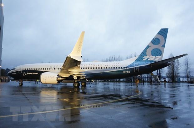 Hang Boeing thua nhan cac sai sot cua mau may bay 737 MAX hinh anh 1
