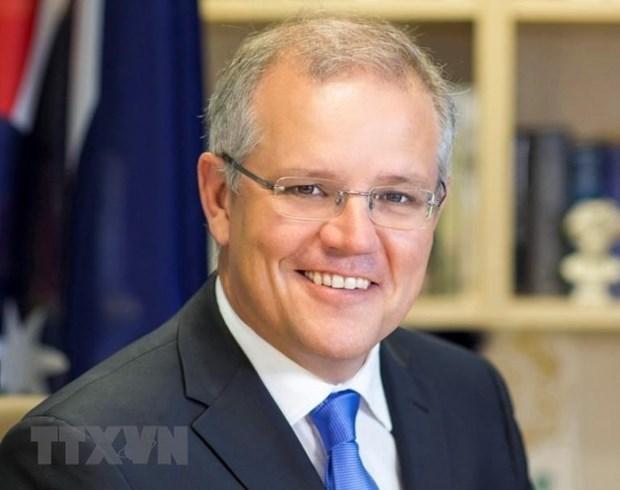 Thu tuong Australia: 15 nuoc nhat tri thoa thuan RCEP la ''thang loi'' hinh anh 1