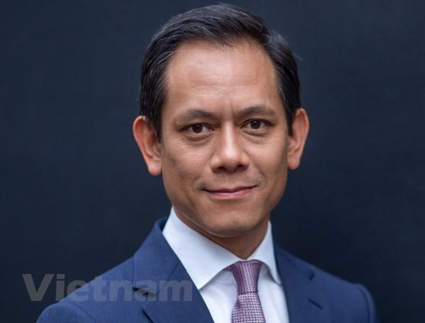 Ong Pham Thai Lai tro thanh Tong giam doc moi cua Siemens o Dong Nam A hinh anh 1