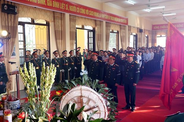 An tang 14 hai cot liet sy trong khang chien chong thuc dan Phap hinh anh 2