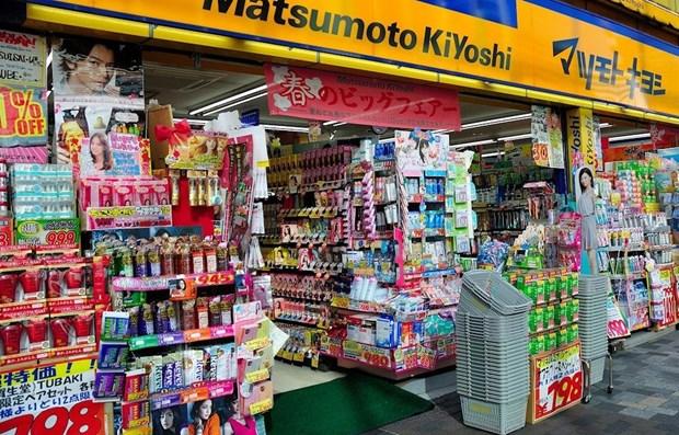 Matsumoto Kiyoshi thanh lap cong ty lien doanh tai Viet Nam hinh anh 1