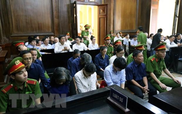Xet xu bi cao Hua Thi Phan trong giai doan 2 vu an Ngan hang Dai Tin hinh anh 1