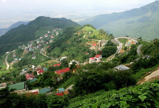 Vinh Phuc huong toi trung tam du lich khu vuc phia bac nam 2020 hinh anh 2