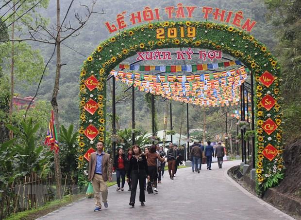 Vinh Phuc huong toi trung tam du lich khu vuc phia bac nam 2020 hinh anh 1