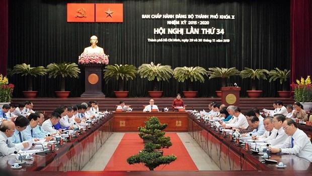 Tang truong kinh te cua Thanh pho Ho Chi Minh nam 2019 uoc dat 8,32% hinh anh 2