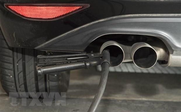 Duc: Tiep tuc dieu tra be boi gian lan khi thai cua Volkswagen hinh anh 1