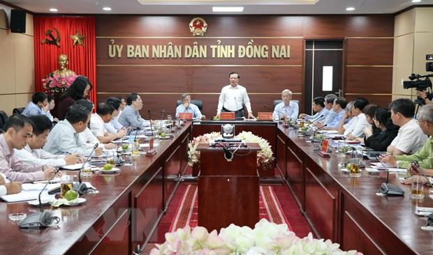 Bo truong Dinh Tien Dung de nghi Dong Nai ra soat thu thue noi dia hinh anh 1