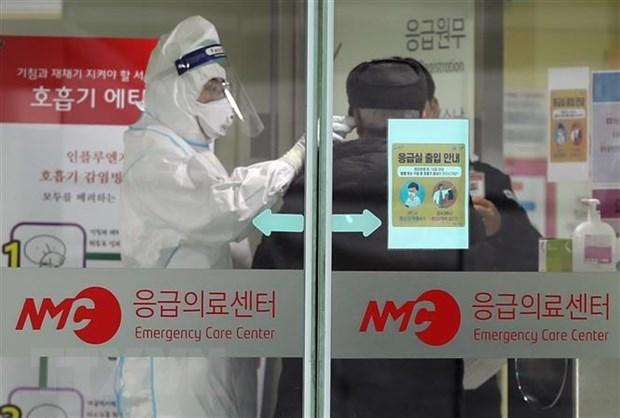 Han Quoc hoan huan luyen thuong nien quan du bi do virus corona hinh anh 1