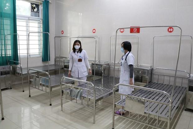 Ninh Binh giam sat 65 nguoi tiep xuc gan benh nhan nghi nhiem corona hinh anh 1