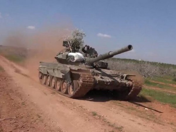 An Do tang cuong san xuat xe tang T-90 theo nhuong quyen cua Nga hinh anh 1
