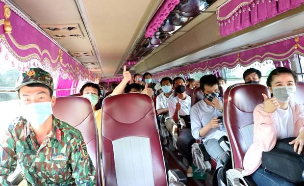 Soc Trang: 105 cong dan hoan thanh cach ly y te tap trung hinh anh 2