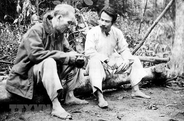 Chu tich Ho Chi Minh qua cac sang tac cua nhac sy trong va ngoai nuoc hinh anh 2