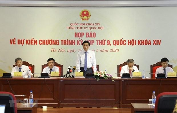 Dam bao tinh kha thi cua Chuong trinh Giam sat cua Quoc hoi nam 2021 hinh anh 1