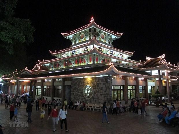Le hoi via Ba Chua Xu nui Sam - Net tin nguong tam linh vung Nam Bo hinh anh 1