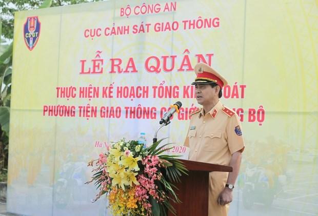 'Tong kiem soat phuong tien co gioi duong bo co hieu ung tich cuc' hinh anh 2