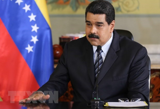 Tong Bi thu gui dien mung ky niem lan thu 209 Quoc khanh Venezuela hinh anh 1