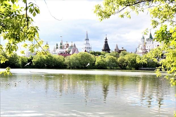 Thanh pho xanh Moskva: Diem den tuyet voi hap dan du khach hinh anh 1